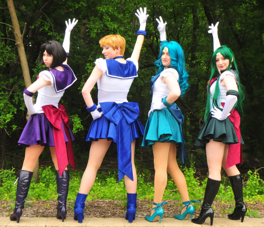 Sailor Fukus